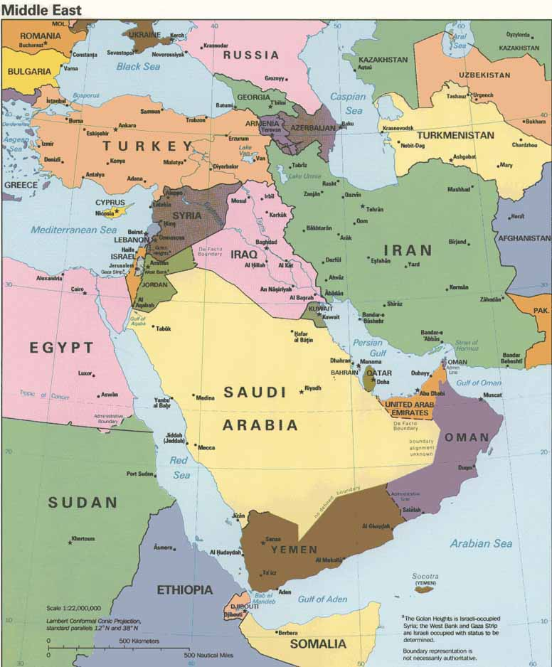 The Persian Gulf as a Regional Security