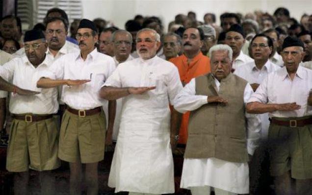 Modi_RSS brass