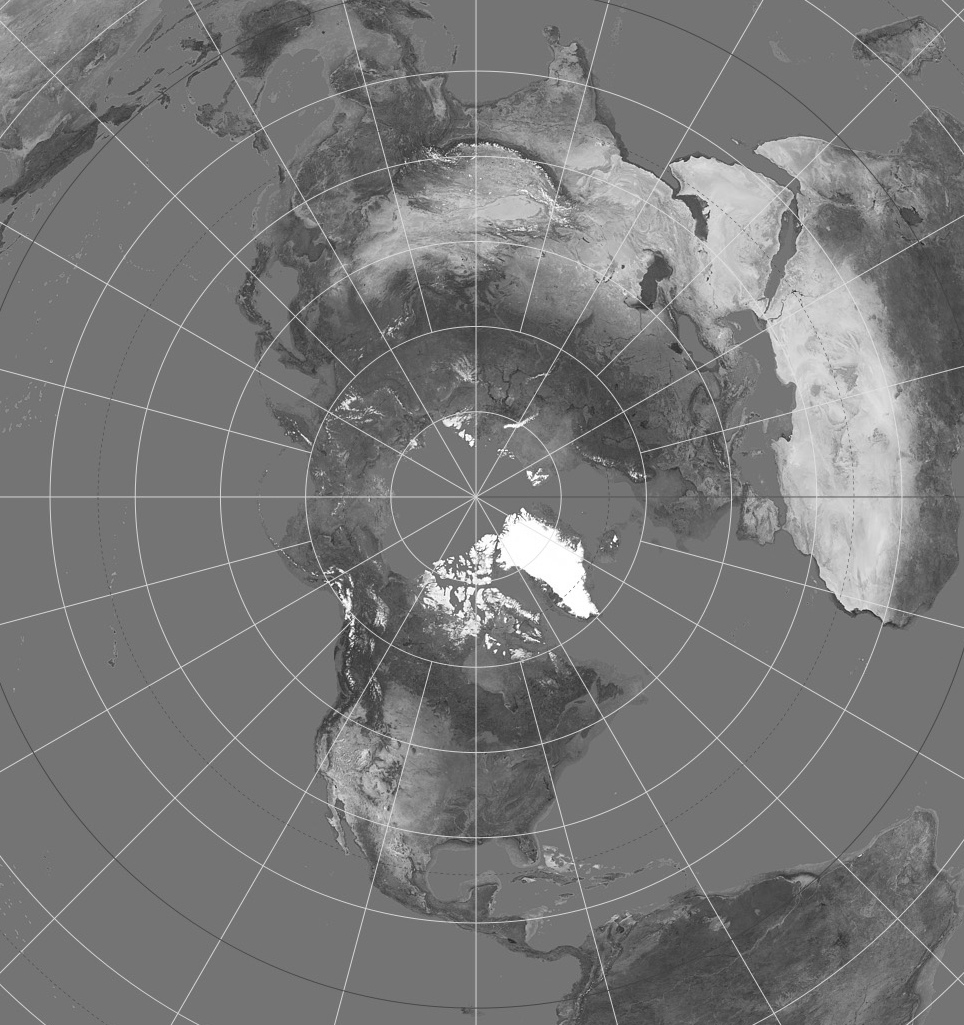 azimuthal projection Azimuthal equidistant projection: an implementation in f#, python and julia recently i needed to calculate distance from one point to another set of points in order to find the nearest point and its distance to the origin point.