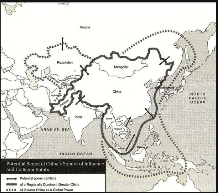 India China Russia