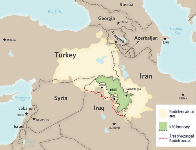 KRG Kurdistan