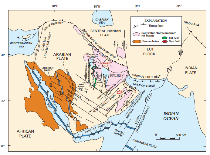Arabian_Plate_showing_general_tectonic_and_structural_features,_Infracambrian_rift_salt_basins,_and_oil_and_gas_fields_of_Central_Arabia_and_North_Gulf_area_(usgs.gov)